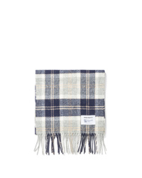 Norse x Johnstons Check Scarf